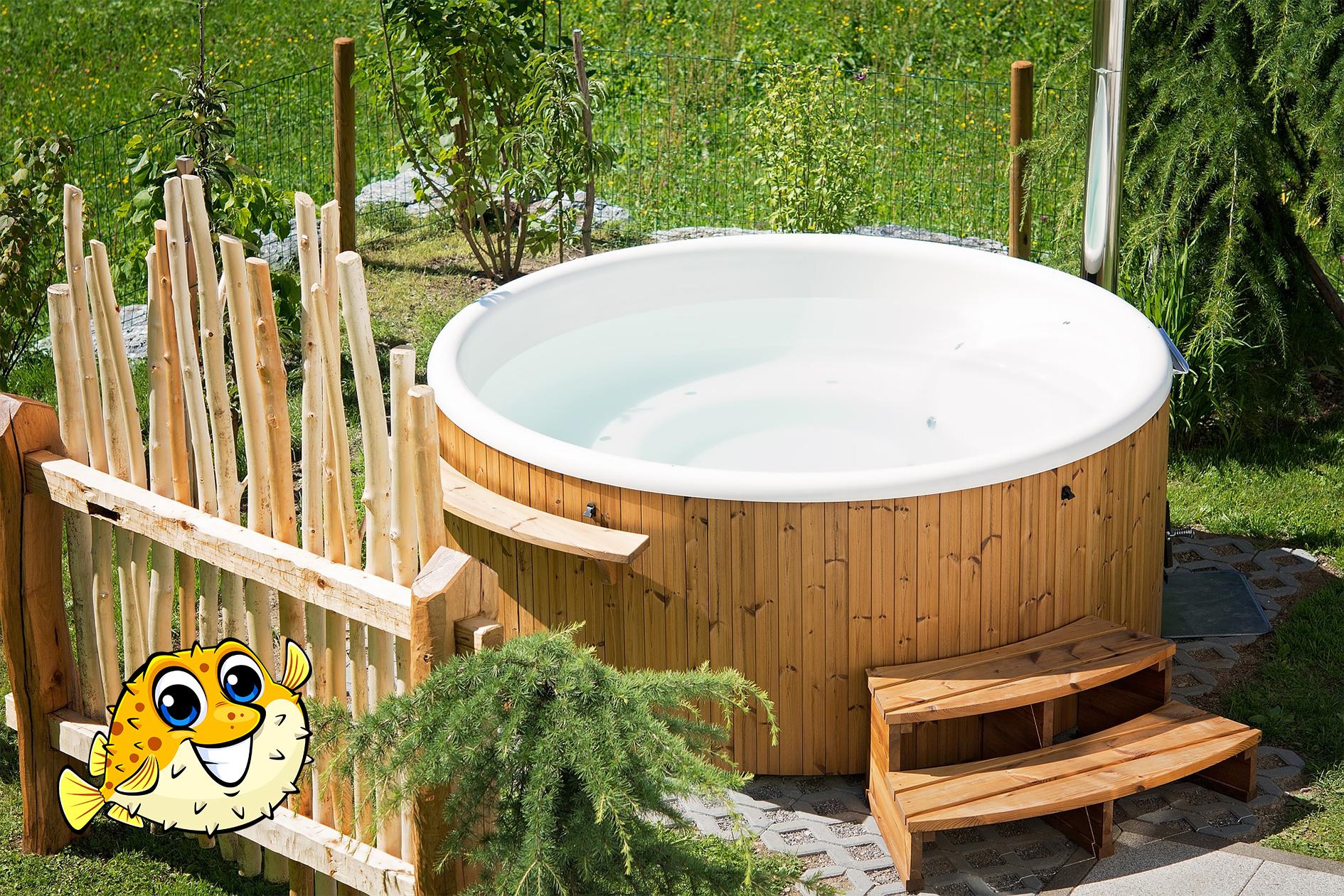 Handling Hot Tub Maintenance