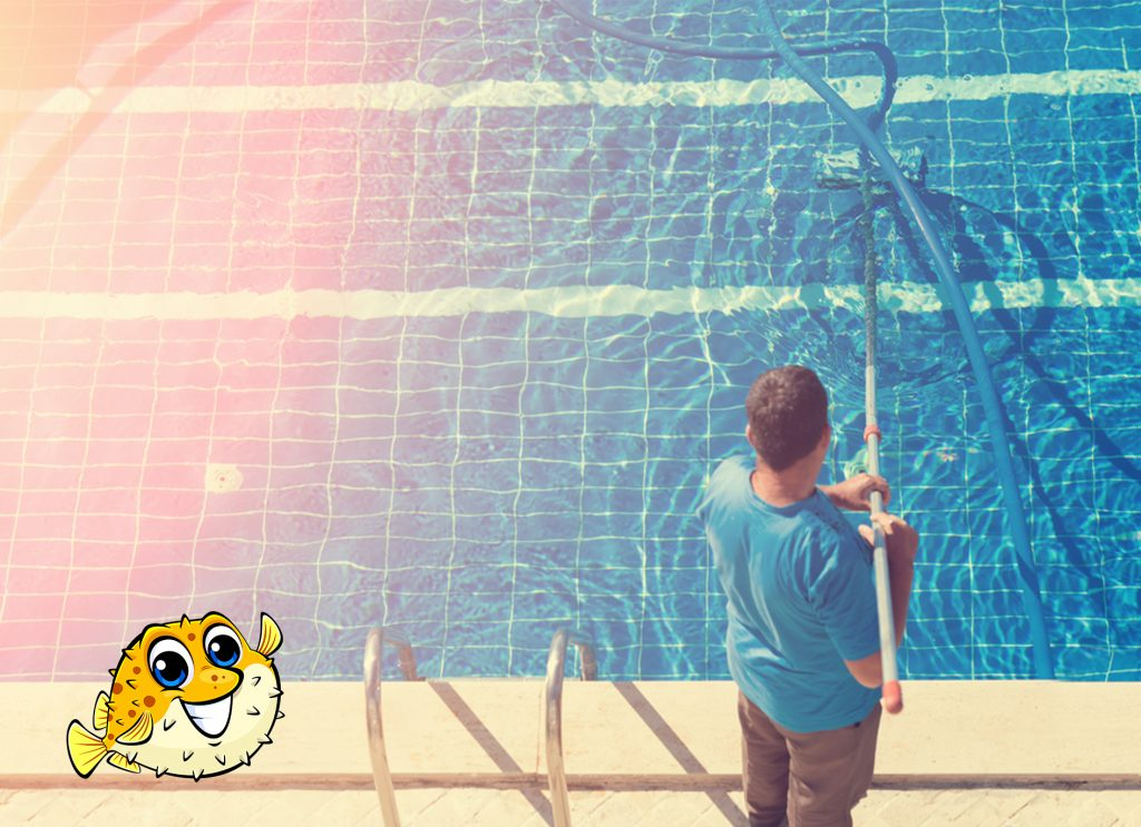 New Westminster Pool Cleaning